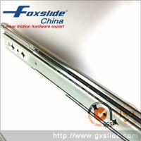 foxslide专业生产垃圾桶专用三节钢珠滑轨长度500mm
