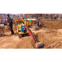 供应2015新款儿童游乐挖掘机