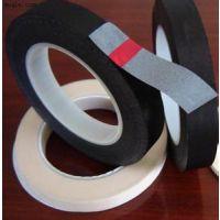 厂家供应优质黑色醋酸布胶带 超强粘性醋酸胶布 电线包扎醋酸胶带 宽45MM