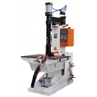 供应单臂平台式无痕点焊机(DN-80KVA)