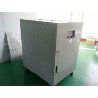 中山嘉仕KS-3375三相75KVA变频稳压电源 60HZ变频调压电源