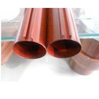 欧佰木纹铝圆管价格 铝圆管吊顶天花 50铝圆管装饰