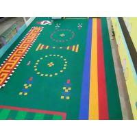 遂宁升腾聚丙悬浮拼装运动地板18398107502幼儿园户外拼装地板篮球场网球场羽毛球场专用拼装地板