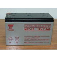 汤浅铅酸蓄电池NP12-12厂家