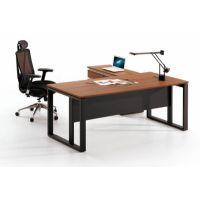 天津办公家具 老板桌 单人办公桌椅 简约现代总裁桌 经理主管大班桌 大板台