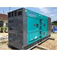 海口静音式发电机、静音柴油发电机出租