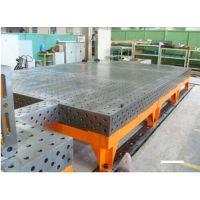 焊接平板 基础平板的应用及结构-航星铸物详细介绍