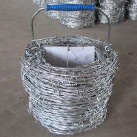 BWG12*14 热镀锌 普通刺绳 质量从优