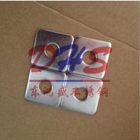 顺德勒流不锈钢平垫圈厂家 东鸿盛国标304四方垫片 方形垫圈