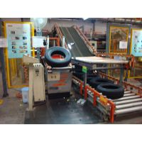 广东汽车生产线 轮胎输送线 滚筒生产线