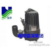 南京厂家直供15千瓦WQ250-13-15蓝深水泵
