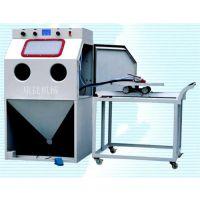 长沙模具喷砂机、昌捷自动化耐用、硅胶模具喷砂机