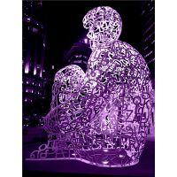 河南公共艺术雕塑环境艺术设计