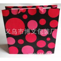 厂家批发定制 饰品包装纸袋 白卡手提纸袋 白牛皮纸袋子 品质保证