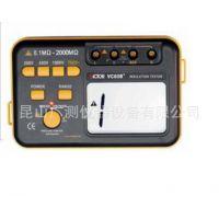 1000V2000MΩ数字绝缘电阻测试仪VC60B+数字兆欧表
