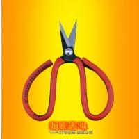 正宗大吉牌剪刀/1号 2号 3号 4号民用剪/ 胶柄服装剪刀红色裁缝剪