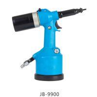 供应台湾冠博气动油压拉帽枪/高效率铆螺母枪/全自动气动液压拉铆枪JB-9900