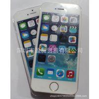 iPhone5S手机模型 苹果5S模型 1:1样板机 模型手机 电镀版A级5S