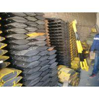 宝鸡减速带厂家 铸钢减速带 加厚减速带 交通安全设施