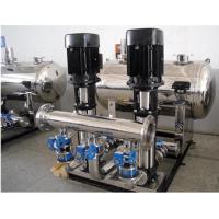 西安优质恒压变频供水设备 西安消防增压稳压供水设备 货源批发 RJ-EW19