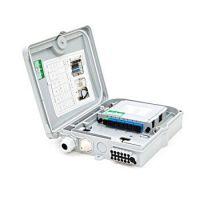 盒式光分路器 1分4光分路器 1分8插片式光分路器