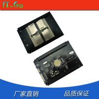 SD转SATA硬盘转接卡 4*SD 自制ssd固态硬盘 组RAID 磁盘阵列