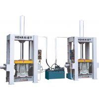 亨力特机械供应订做MGY120*2单方向液压弯曲木制品成型机