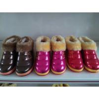 厂家批发冬季儿童棉鞋保暖