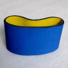 奕昕供应贴标机专用皮带,蓝布海绵贴标机带