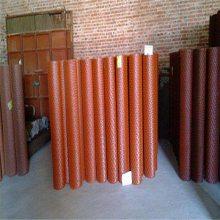 重型钢板网 金属扩张网 养殖菱形网