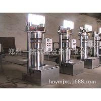 液压榨油机、香油机、芝麻油加工设备、专业生产米糠榨油机厂家