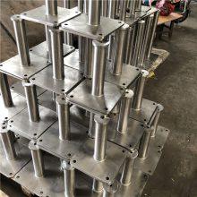 金裕 批量定制 不锈钢十字支架 镀锌冲压支架 价格优惠