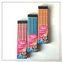 顺手 珠光色木塑 HB铅笔 义乌铅笔厂家可定制 批发 可加印LOGO