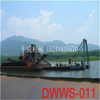 南昌采砂船用于河道湖波水库沿海等水域清淤采砂作业