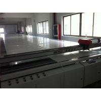 供应爱科PVC夹网布/牛津布/海帕橡胶布/海帕纶双面光橡胶布自动裁剪机自动送料切割机下料机