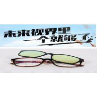 外贸出口眼镜高档舒适男士近视镜ZT11776-1