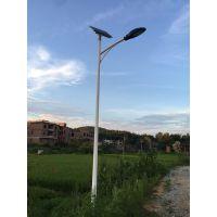 湖南娄底新化太阳能路灯厂家 浩峰农村路灯照明建设