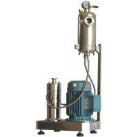 SGN效果与高压均质机相当的高剪切均质机