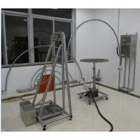 摆管淋雨试验装置HY-IPX-3 4 海悦定制适用国内外产品认证实验室防水等级测试