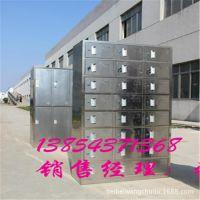 厂家直销不锈钢储物柜 碗柜 四门食堂碗柜 餐具柜 拉门储物柜