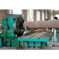 round pipe fittinds end sloping machine