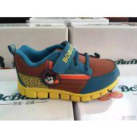 2015秋季新款巴布豆童鞋正品百变米奇儿童男女运动鞋时尚跑步童鞋