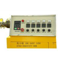 东莞锡华供应XH-432 PE小型单螺杆流延膜试验机三辊带收卷