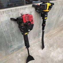 高效率起树挖树机 苗圃汽油起树机 富兴小型轻便挖树机