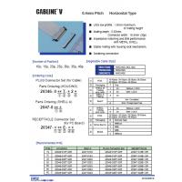 供应 I-PEX 20347-340E-12R 原厂连接器及同轴线 现货