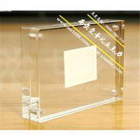 西安透明亚克力相架相框厂家直销有机玻璃相框批发