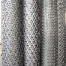 钢板网片规格 钢板网尺寸 工地脚踏网