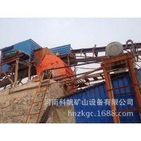 混凝土块破碎机 PCZ1510重型锤式破碎机 大块混凝土碎石机价格