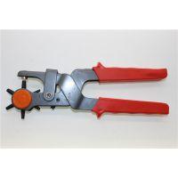 优质套柄重型打孔钳 9寸皮带打孔器 2~4.5mm圆孔打孔机