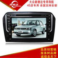 大众2013款新宝来/新捷达专用车载GPS导航仪 车载影音DVD导航仪